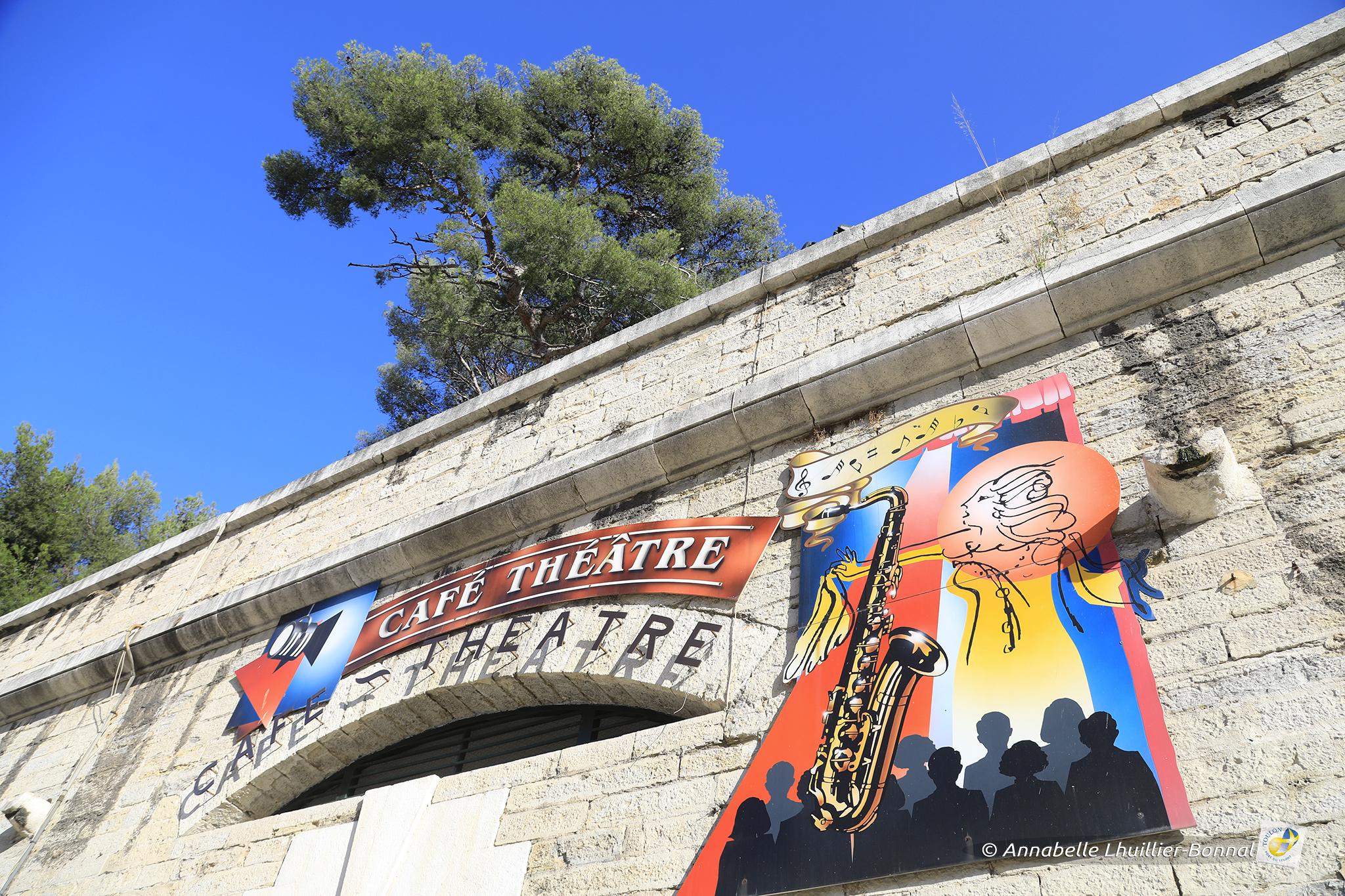 Café Théâtre de la Porte d'Italie
